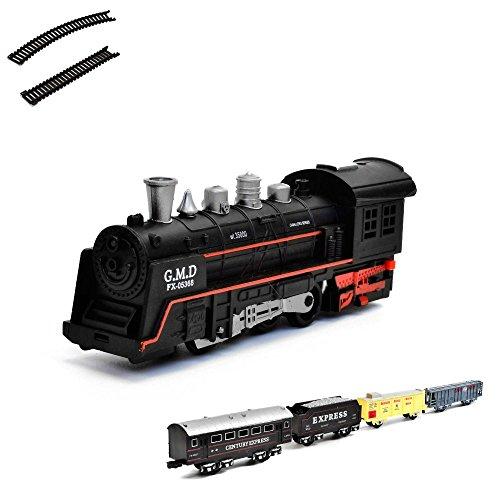 HSP Himoto électrique Train Kit, train, locomotive à vapeur, Sound Simulation, modèle de locomotive