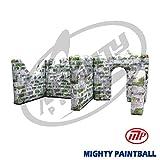MP Paintball Air Bunker - wall panel combination - E shape, 1H1G1F1I1D (MP-SB-WP15)