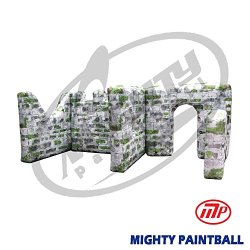 MP Paintball Air Bunker - wall panel combination - E shape, 1H1G1F1I1D (MP-SB-WP15) by MP - Mighty Products