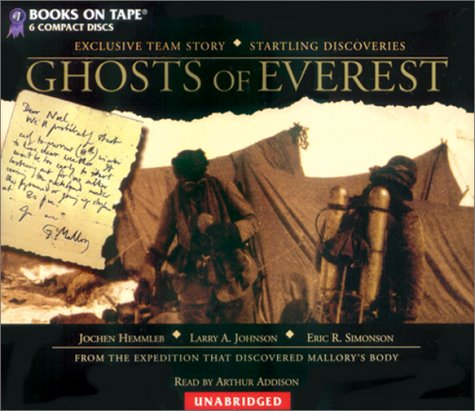 Ghosts Of Everest by Books on Tape, Inc.