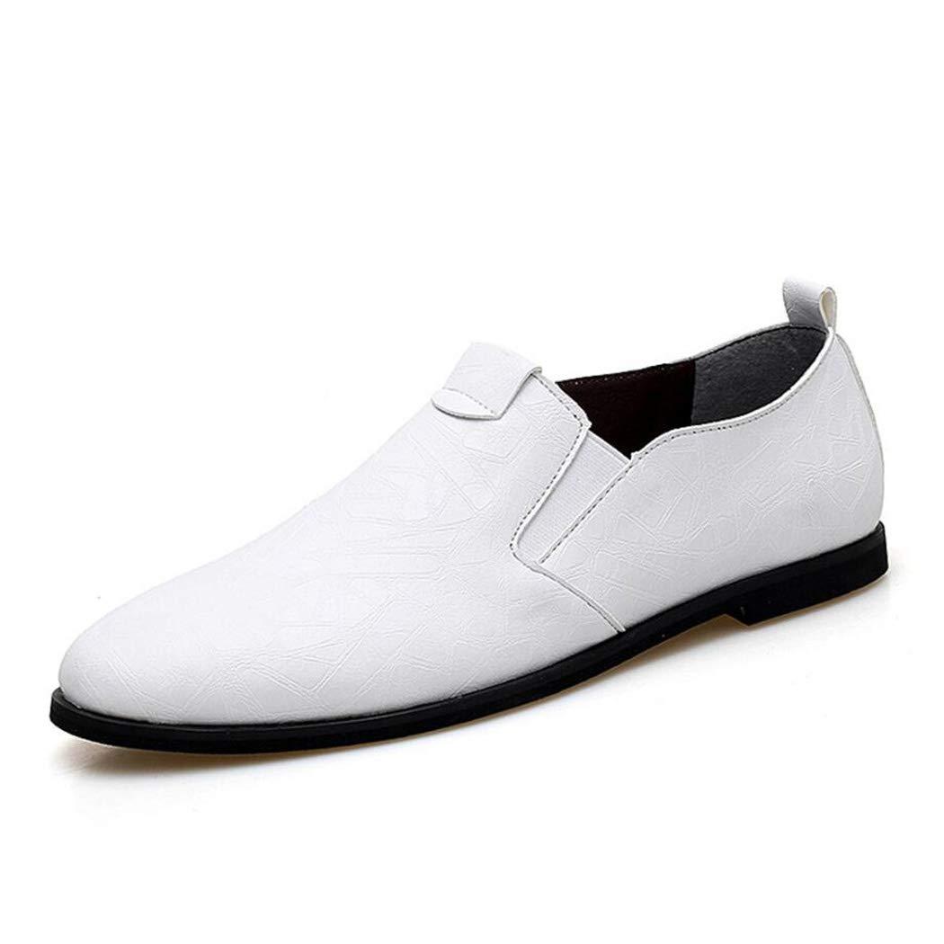Zxcvb  Herren Double Monk Strap Beleg auf Loafer Leder Oxford Formale Geschäft Casual Bequeme Kleid Schuhe für Männer