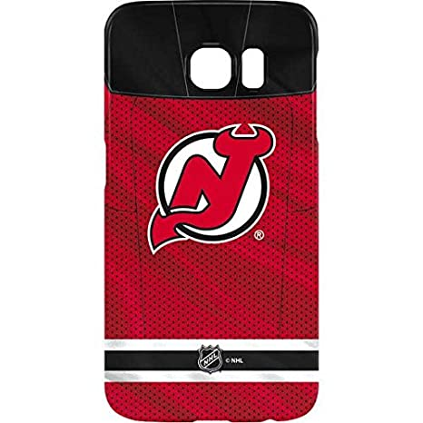the best attitude e8e89 07ec6 Amazon.com: NHL New Jersey Devils Galaxy S7 Edge Lite Case ...
