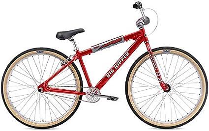 Amazon.com   SE Big Ripper 29 BMX Bike Shiny Red Mens Sz 29in ... 0d0000326