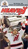 Heaven - New Jersey Devils 1995 Stanley Cup Champions [VHS]