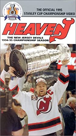 Amazon.com  Heaven - New Jersey Devils 1995 Stanley Cup Champions ... 40be2b344