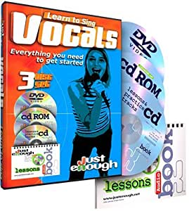 Vocals: Learn to Sing!