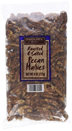 Trader Joe's Roasted & Salted Pecan Halves (8 ()
