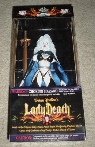 Lady Death Costume (Brian Pulido's Lady Death: 12