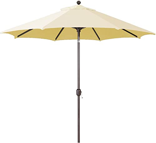 Galtech 9-Foot Model 737 Deluxe Auto-Tilt Umbrella
