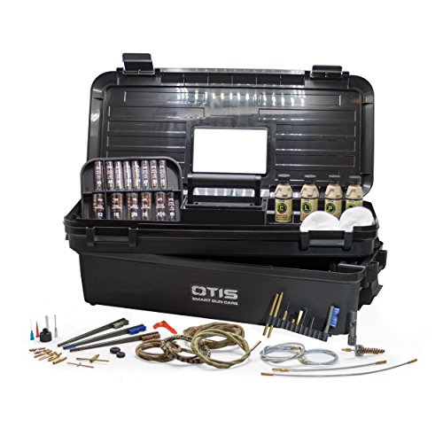 Otis All Caliber Elite Range Box with Universal Gun Cleaning Gear ()