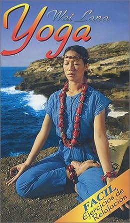 Amazon.com: Wai Lana Yoga: Relajacion (Spanish) [VHS]: Y ...