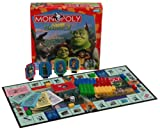 Monopoly Junior Shrek 2 Game
