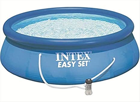 Intex Easy Set - Piscina inflable 305 x 76 cm con depuradora