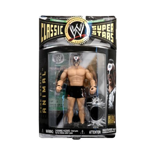 Jakks Pacific, WWE Classic Superstars Series 9 Legion of Doom Road Warrior Animal Action Figure by Unknown