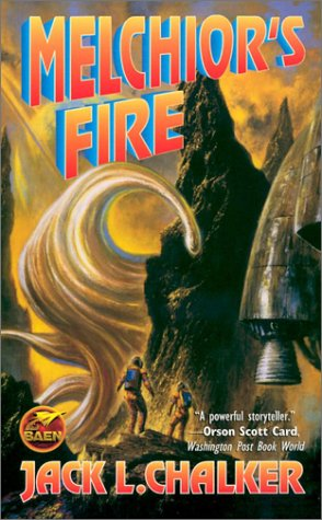 book cover of Melchior\'s Fire