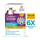Comfort Zone Diffuser Kit for Cat Calming | MultiC...