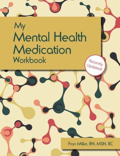 My Mental Health Medication Workbook: Updated Edition PDF