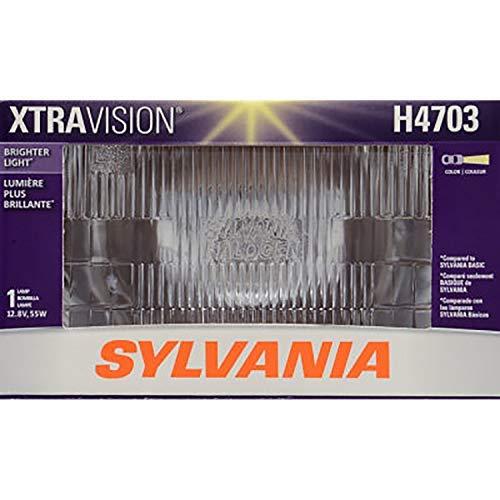 Sylvania H4703XV Low Beam Halogen