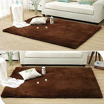 GRENSS Mode Teppich Schlafzimmer verzieren weiche Bodenbelag warmen ...