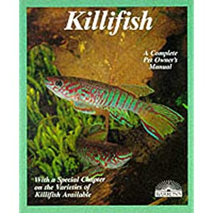 Killifish: A Complete Pet Owner's Manual 4