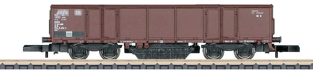 Marklin Z Scale Type Eaos Gondola Track Cleaning Car with 2 Replacement Pads