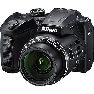 Nikon Coolpix B500 Wi-Fi Digital Camera with 64GB Card + Case + Flash + Batteries & Charger + Tripod + Strap + Kit from Nikon