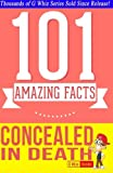 download ebook concealed in death - 101 amazing facts: fun facts and trivia tidbits quiz game books pdf epub