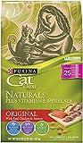 Purina Cat Chow Naturals Original Plus Vitamins & Minerals Dry Cat Food - (4) 3.15 Lb. Bags