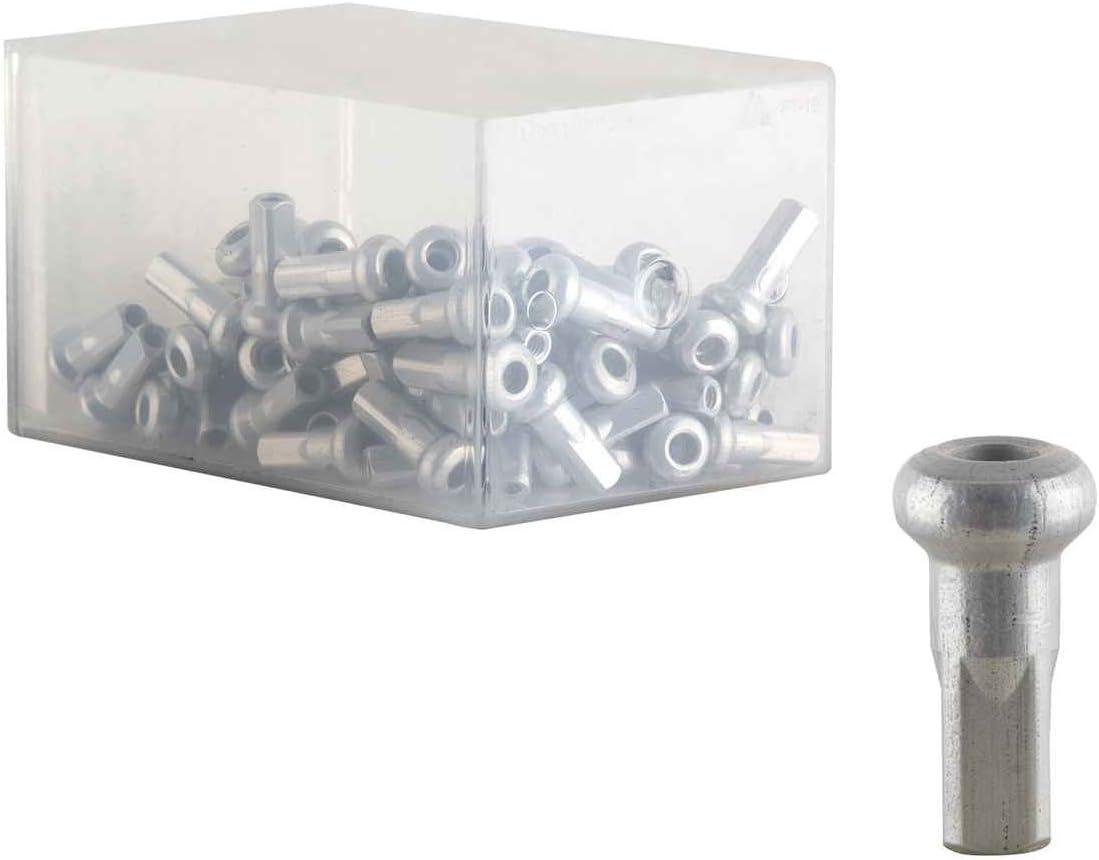 DT Swiss Pro Lock Pro Head 2.0 x 12mm Black Brass Nipple Box of 100