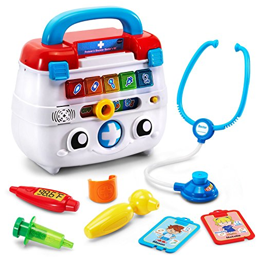 VTech Pretend and Discover Doctor's Kit