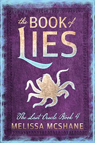 The Book of Lies (The Last Oracle 4) (Portland Christmas Store)