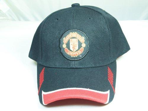 光沢役職魅力的であることへのアピールFC Manchester United Officialチームロゴキャップ/帽子 – mu045
