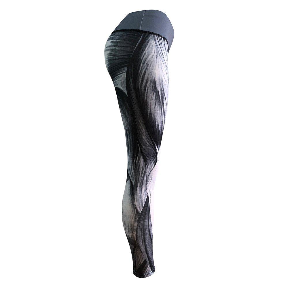 Amazone Black Friday Mujeres Pantalones Deportes Impresión de ...