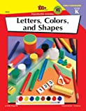 Letters, Colors, Shapes, Holly Fitzgerald, 088012847X