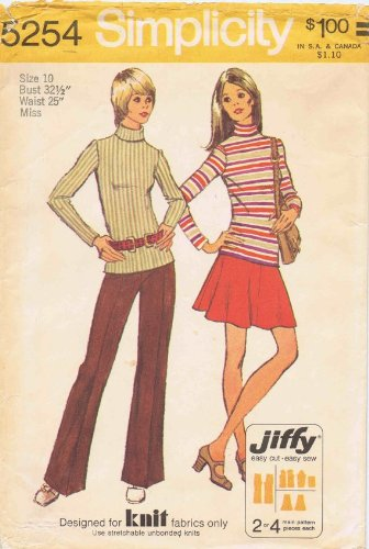 1970's Flared Pants - 5