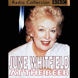 June Whitfield at the Beeb Radio/TV Program