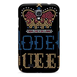High Quality Hard Phone Cover For Samsung Galaxy S4 (hQu13373FaIV) Allow Personal Design Realistic Queen Pictures