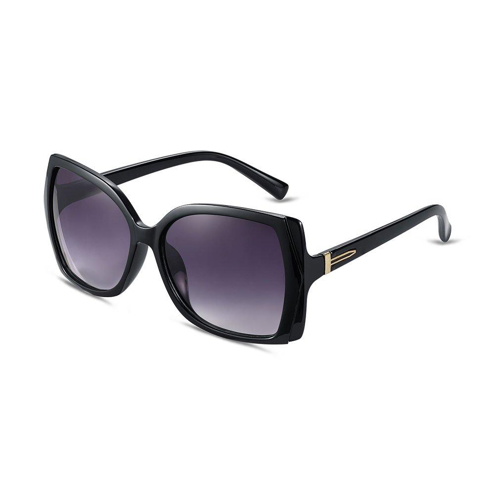NYKKOLA de mujer de polarizadas gafas de sol moda sombra lentes Gafas Gafas UV400, gris