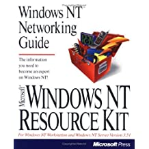 Windows Nt Networking Guide (Microsoft Windows Nt Resource Kit for Windows Nt Workstation and Windows Nt Server Version 3.5 ; 2) by Microsoft Press (1995-03-04)