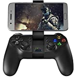 GameSir T1s Bluetooth Gaming Controller 2.4G Wireless Gamepad for Android Smartphone Tablet/ PC Windows/ Steam/ Samsung VR/ TV Box/ PS3