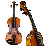 Bunnel Premier Violin Outfit 1/2 Size - Carrying