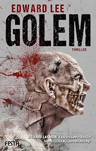 Golem (Horror Taschenbuch)