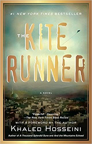 Kite runner (book cover)