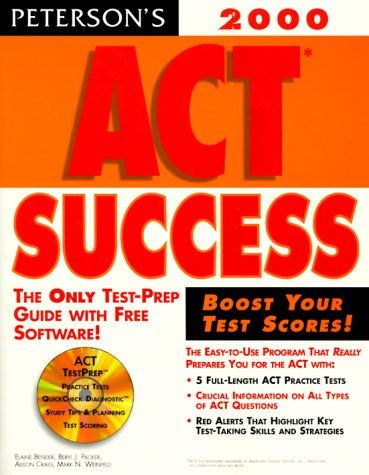 Peterson's Act Success 2000