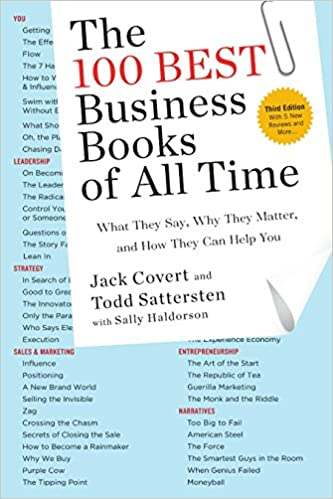 Buy The 100 Best Business Books Of All Time Book Online At Low Prices In India