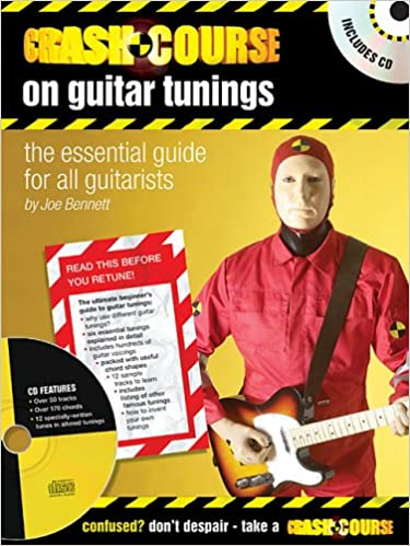 Crash Course on Guitar Tunings: The Essential Guide for All Guitarists