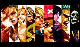 One Piece Collage #2 TCG playmat, gamemat 24