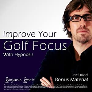 Improve Your Golf Focus with Hypnosis Rede