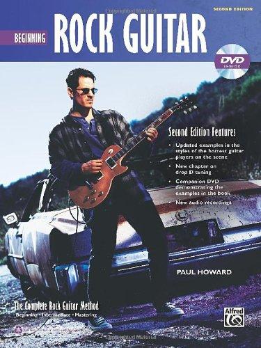 Complete Rock Guitar Method: Beginning Rock Guitar (Book & DVD-ROM) (Complete Method)