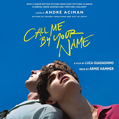 Call Me by Your Name: A Novel Audiobook [Free Download by Trial] thumbnail